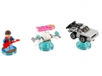 LEGO® Dimensions Back to the Future™ (71201-1) released in (2015) - Image: 1