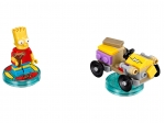LEGO® Dimensions Bart Simpson (71211-1) released in (2015) - Image: 1