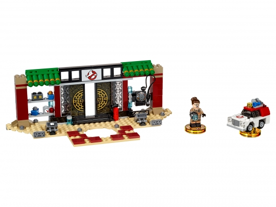 LEGO® Dimensions Ghostbusters™ Story Pack (71242-1) released in (2016) - Image: 1