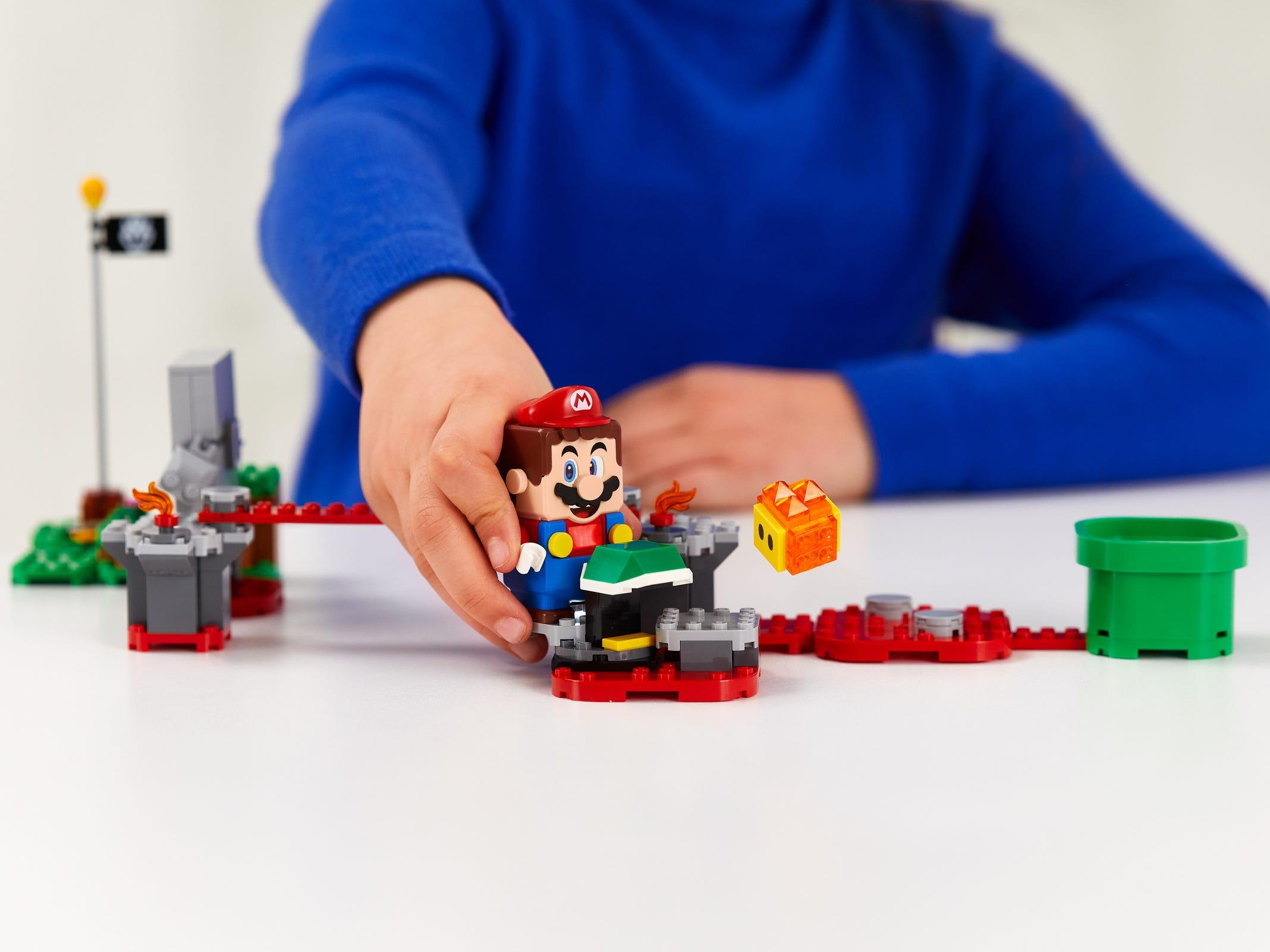 LEGO® Super Mario 71364 Wummps Lava-Ärger Erweiterung /& NEU /& OVP !