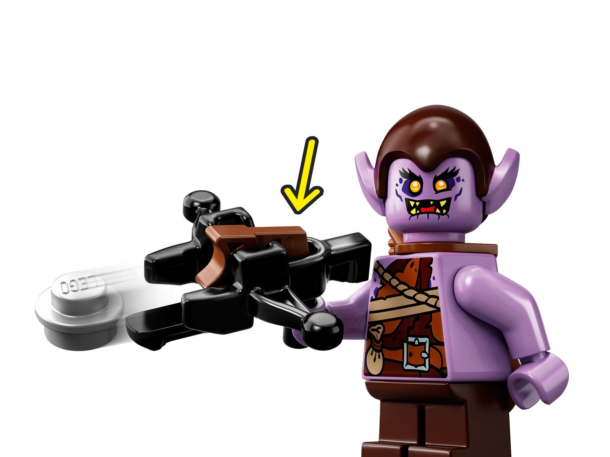 LEGO® Ninjago Wu's Battle Dragon 71718