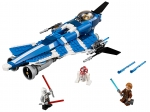 LEGO® Star Wars™ Anakin's Custom Jedi Starfighter™ (75087-1) erschienen in (2015) - Bild: 1