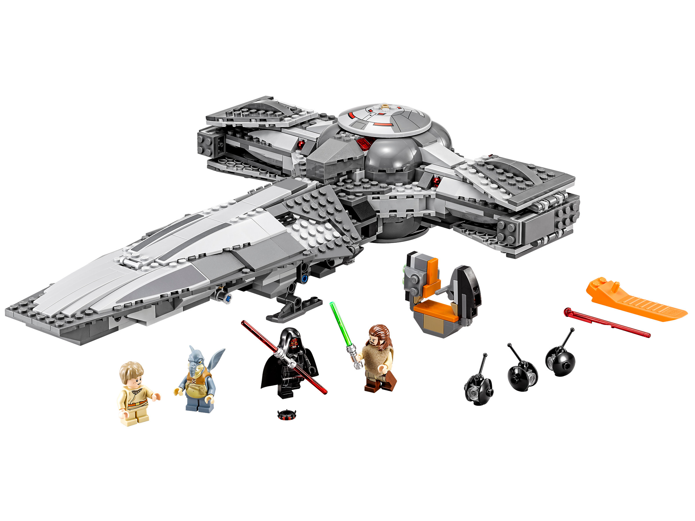 Lego Star Wars 75096 Sith Infiltrator NEW Retired