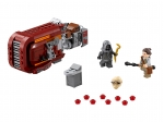 LEGO® Star Wars™ Rey's Speeder™ (75099-1) released in (2015) - Image: 1