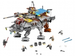 LEGO® Star Wars™ Captain Rex's AT-TE™ (75157-1) released in (2016) - Image: 1