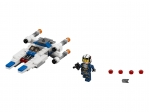 LEGO® Star Wars™ U-Wing™ Microfighter (75160-1) released in (2017) - Image: 1