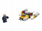 LEGO® Star Wars™ Y-Wing™ Microfighter (75162-1) released in (2017) - Image: 1
