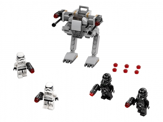 LEGO® Star Wars™ Imperial Trooper Battle Pack (75165-1) erschienen in (2017) - Bild: 1