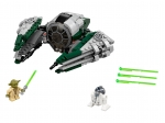 LEGO® Star Wars™ Yoda's Jedi Starfighter™ (75168-1) erschienen in (2017) - Bild: 1
