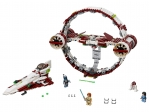 LEGO® Star Wars™ Jedi Starfighter™ With Hyperdrive (75191-1) released in (2017) - Image: 1