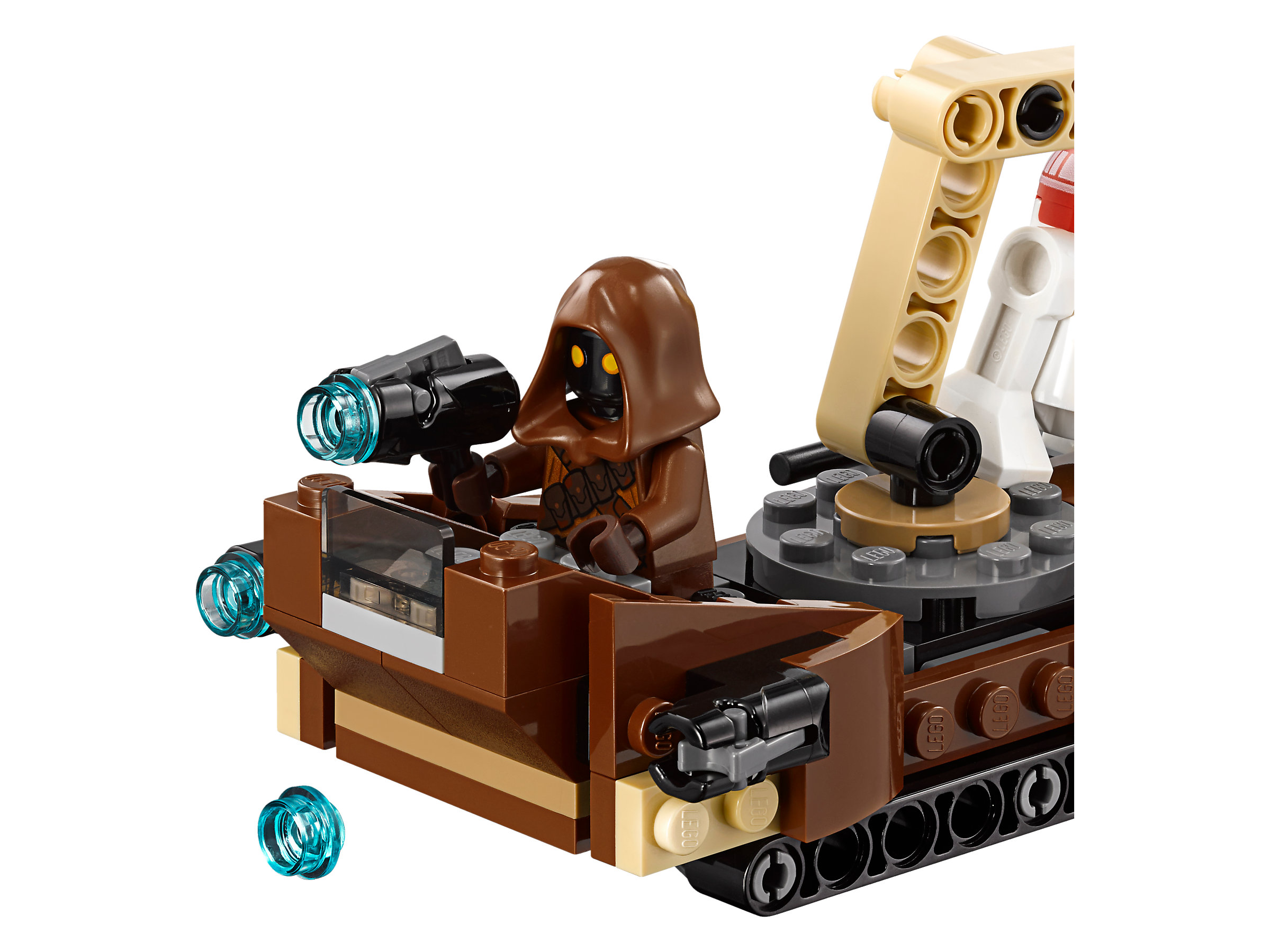 Lego Star Wars 75198 Tatooine Battle Pack Jawa Droid Sealed Bags No Box New