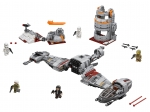 LEGO® Star Wars™ Defense of Crait™ (75202-1) erschienen in (2017) - Bild: 1