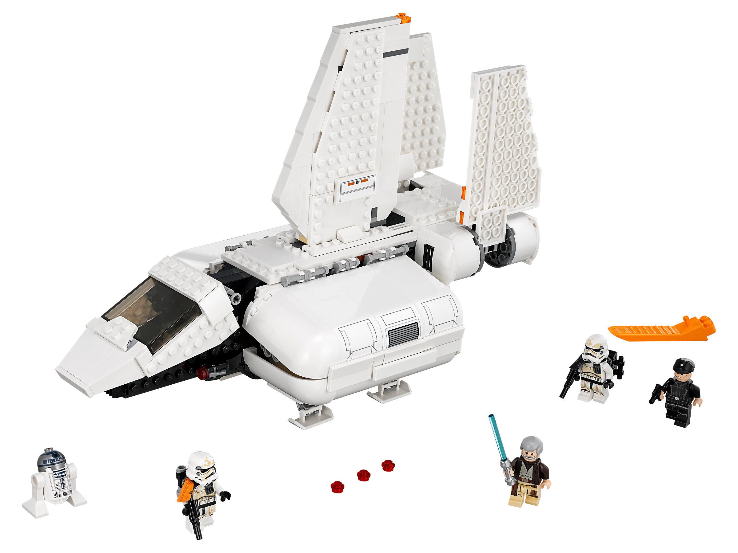 Imperial Landing Craft 75221 1