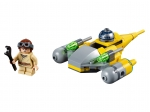 LEGO® Star Wars™ Naboo Starfighter™ Microfighter (75223-1) erschienen in (2019) - Bild: 1