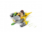 LEGO® Star Wars™ Naboo Starfighter™ Microfighter (75223-1) erschienen in (2019) - Bild: 3