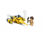 LEGO® Star Wars™ Naboo Starfighter™ Microfighter (75223-1) erschienen in (2019) - Bild: 4