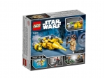 LEGO® Star Wars™ Naboo Starfighter™ Microfighter (75223-1) erschienen in (2019) - Bild: 5