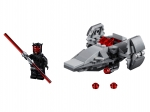 LEGO® Star Wars™ Sith Infiltrator™ Microfighter (75224-1) erschienen in (2019) - Bild: 1