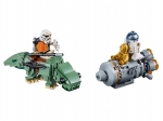 LEGO® Star Wars™ Escape Pod vs. Dewback™ Microfighters (75228-1) erschienen in (2019) - Bild: 1