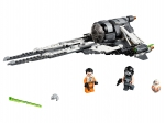 LEGO® Star Wars™ TIE Interceptor™ – Allianz-Pilot (75242-1) erschienen in (2019) - Bild: 1