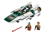LEGO® Star Wars™ Widerstands A-Wing Starfighter™ (75248) erschienen in (2019) - Bild: 1