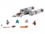LEGO® Star Wars™ Widerstands Y-Wing Starfighter™ (75249) erschienen in (2019) - Bild: 1