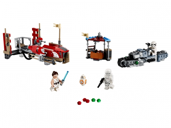 LEGO® Star Wars™ Pasaana Speeder Chase (75250) released in (2019) - Image: 1