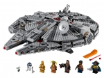 LEGO® Star Wars™ Millennium Falcon™ (75257) erschienen in (2019) - Bild: 1