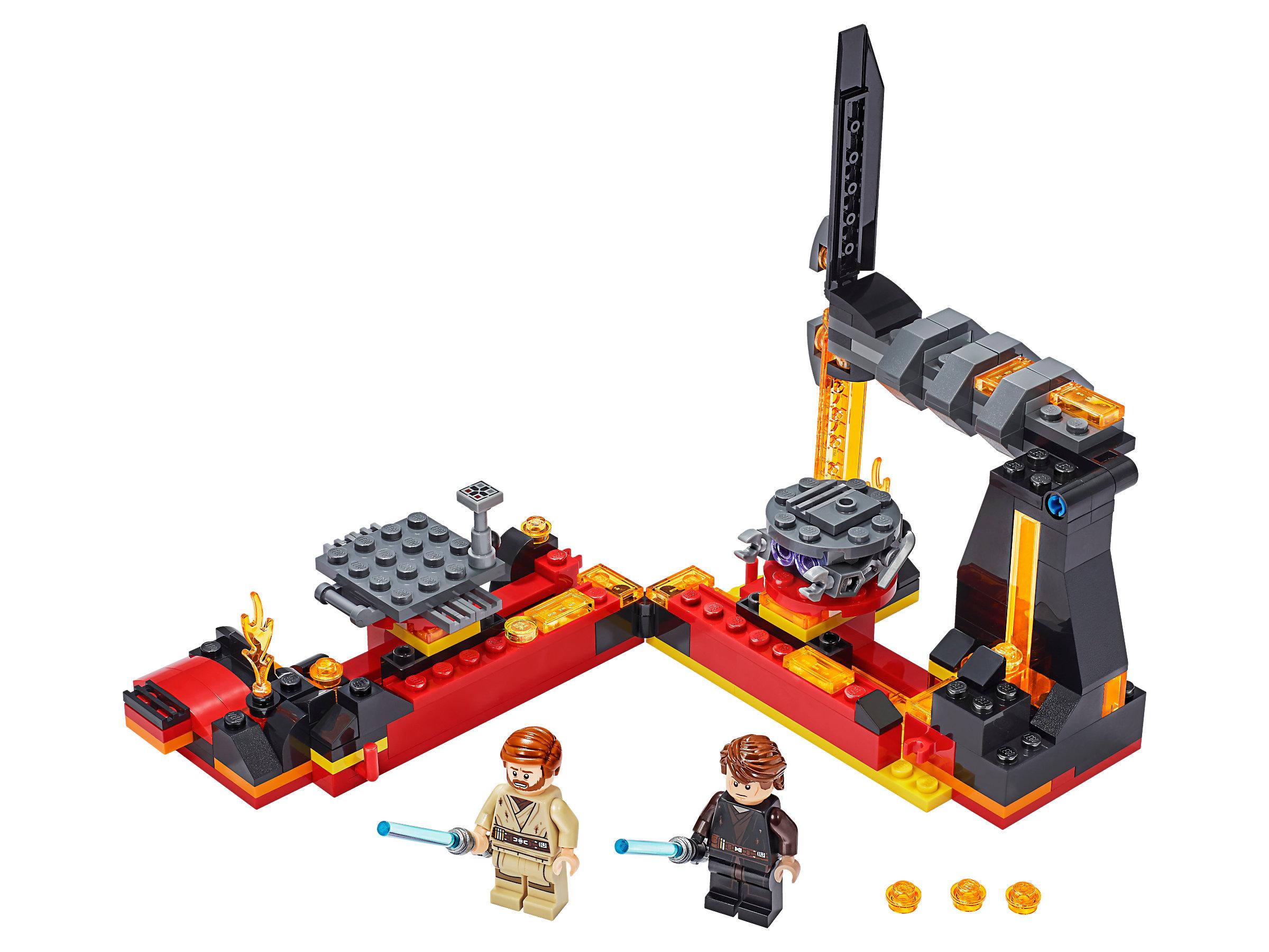 Star Wars Obi-Wan Kenobi/'s Lightsaber from Revenge of the Sith made using LEGO