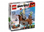 LEGO® Angry Birds Piggy Pirate Ship (75825) released in (2016) - Image: 2