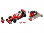 LEGO® Speed Champions Scuderia Ferrari SF16-H (75879-1) released in (2017) - Image: 1