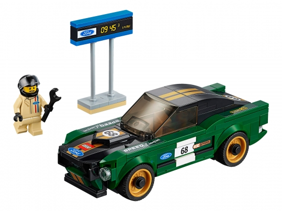LEGO® Theme: Speed Champions | Sets: 29