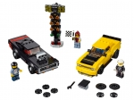 LEGO® Speed Champions 2018 Dodge Challenger SRT Demon und 1970 Dodge Charger R/T (75893-1) erschienen in (2019) - Bild: 1
