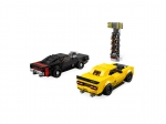 LEGO® Speed Champions 2018 Dodge Challenger SRT Demon and 1970 Dodge Charger R/T (75893-1) released in (2019) - Image: 4