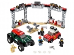 LEGO® Speed Champions 1967 Mini Cooper S Rally and 2018 MINI John Cooper Works Buggy (75894-1) released in (2019) - Image: 1