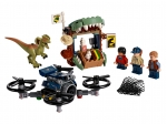 LEGO® Jurassic World Dilophosaurus on the Loose (75934-1) released in (2019) - Image: 1