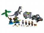 LEGO® Jurassic World Baryonyx Face-Off: The Treasure Hunt (75935-1) released in (2019) - Image: 1
