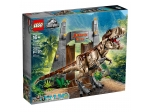 LEGO® 4 Juniors Jurassic Park: T. rex Rampage (75936-1) released in (2019) - Image: 2