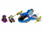 LEGO® Toy Story Buzz's Star Command Spaceship (7593-1) released in (2010) - Image: 1