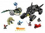 LEGO® DC Comics Super Heroes Batman™: Killer Crocs™ Überfall in der Kanalisation (76055-1) released in (2016) - Image: 1