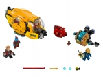 LEGO® Marvel Super Heroes Ayeshas Rache (76080-1) released in (2017) - Image: 1