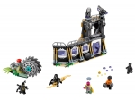 LEGO® Marvel Super Heroes Corvus Glaive Thresher Attack (76103) released in (2018) - Image: 1
