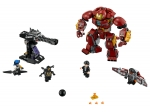 LEGO® Marvel Super Heroes The Hulkbuster Smash-Up (76104) released in (2018) - Image: 1