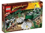 LEGO® Indiana Jones Jungle Cutter (7626-1) erschienen in (2008) - Bild: 1