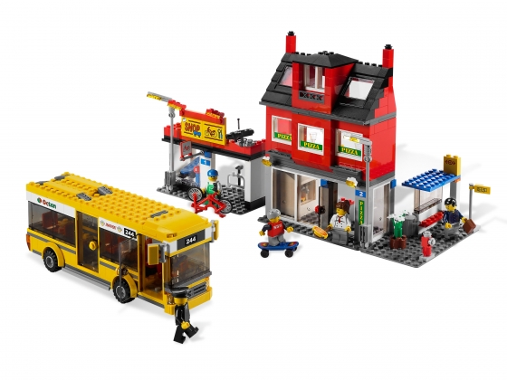 LEGO® Town City Corner (7641-1) erschienen in (2009) - Bild: 1