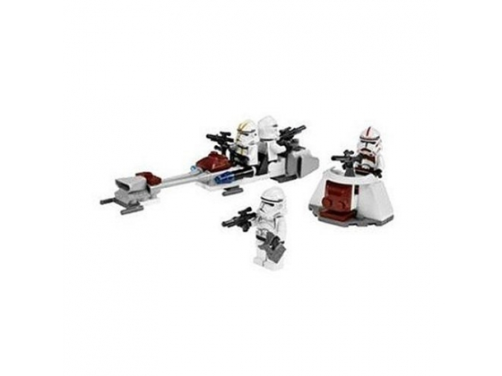 LEGO® Star Wars™ Clone Troopers Battle Pack (7655-1) erschienen in (2007) - Bild: 1