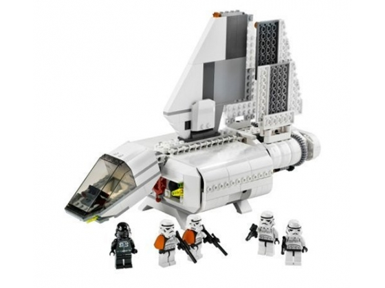 LEGO® Star Wars™ Imperial Landing Craft (7659-1) erschienen in (2007) - Bild: 1
