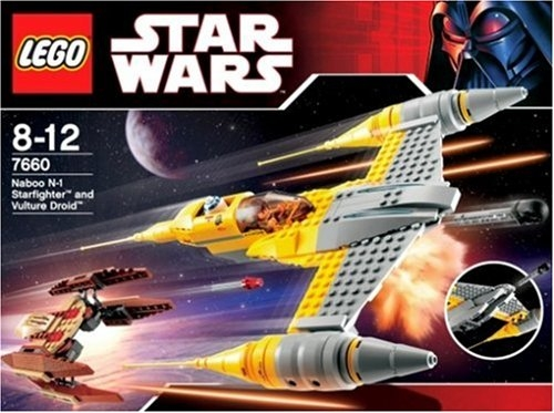 LEGO® Star Wars™ Naboo N-1 Starfighter und Vulture Droid (7660-1) erschienen in (2007) - Bild: 1