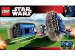 LEGO® Star Wars™ TIE Crawler (7664-1) erschienen in (2007) - Bild: 1