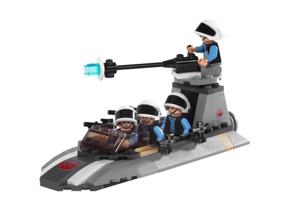 LEGO® Star Wars™ Rebel Scout Speeder (7668-1) erschienen in (2008) - Bild: 1